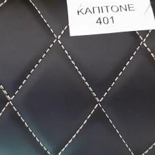 F58-2 ΔΕΡΜΑΤΙΝΗ ΚΑΠΙΤΟΝΕ ΜΑΥΡΟ ΜΠΕΖ