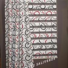 Ρόλερ με ασορτί κουρτίνα Picasso